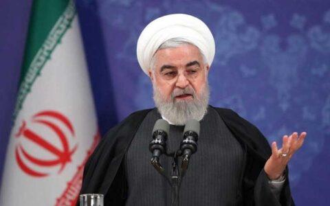 رئیسجمهور خبر داد ورزشگاهها این هفته باز میشوند سازمان لیگ, حسن روحانی, اماکن ورزشی