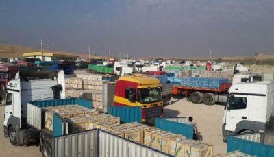 رایزنی با طرف عراقی برای بازگشایی مرز مهران ادامه دارد گذرگاه تجاری, مقامات عراقی, مرز مهران