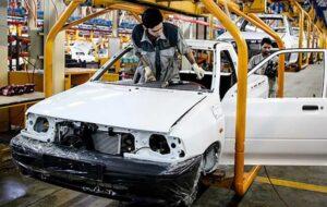 رشد 20 درصدی قیمت کارخانهای پراید با مصوبه شورای رقابت