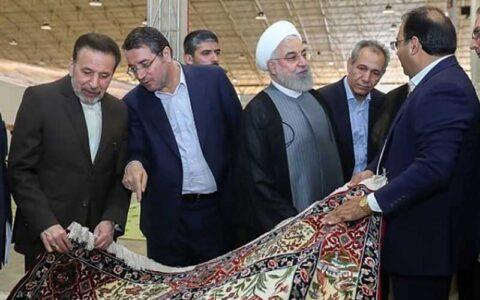 روحانی خانهتکانی در دولت را ادامه دهد