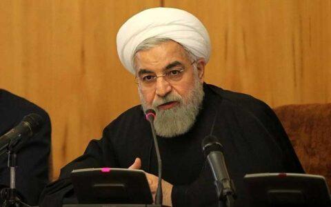 روحانی: علت حادثه شناور کنارک به مردم اعلام شود/ مردم پروتکل بهداشتی را به خوبی در شب قدر رعایت کردند/ پمپئو الفبای سیاست را هم نمیداند