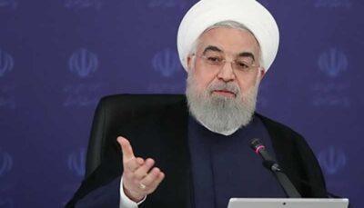 روحانی: معطل شدن فاز ۱۱ پارس جنوبی به دلیل رفتن شرکتهای خارجی بود