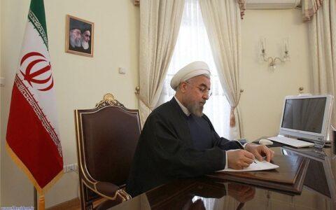 وزیر صنعت برکنار شد/ رئیس جمهور سرپرست جدید را معرفی کرد
