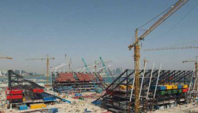 ساخت ورزشگاه جام جهانی ۲۰۲۲ از زباله های صنعتی ورزشگاه, زباله های تفکیک شده, جام جهانی ۲۰۲۲