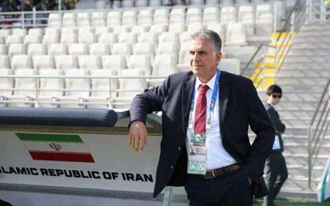 شکایت فدراسیون فوتبال از کارلوس کیروش به دادگاه CAS کارلوس کیروش, فیفا, تیم ملی فوتبال