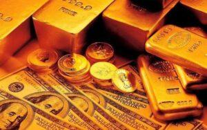 طلا ریزش کرد