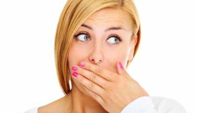 علت تلخ و بدمزه بودن دهان در صبح