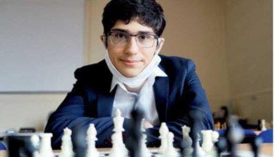 علیرضا فیروزجا؛ مارادونا در شهر ناپل شطرنج, ورزشکاران ایرانی, علیرضا فیروزجا