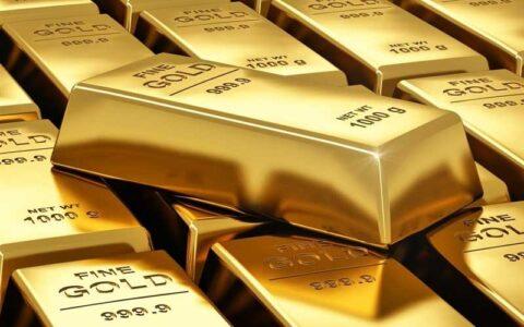 قیمت جهانی طلا امروز ۹۹/۰۳/۰۸