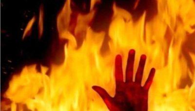 ماجرای پسری که نامزد ۲۸ ساله اش را به آتش کشید آتش, اقدامی جنون آمیز, خودروی ۲۰۶