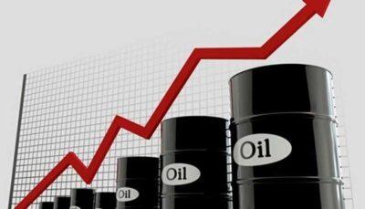 نفت اوج بیشتری گرفت نفت برنت, قرنطینه کرونا, ذخایر نفت