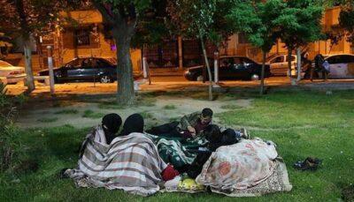 هلالاحمر: خطر زلزله در تهران رفع نشده، مردم آماده باشند