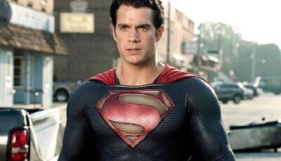 حضور دوباره هنری کویل در نقش سوپرمن