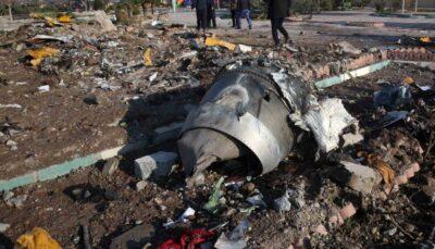 بازداشت یک نفر در پرونده سقوط هواپیمای اوکراینی