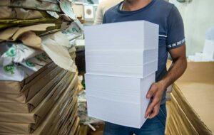 واردات ۱۱۴ میلیون دلار کاغذ تصویب شد