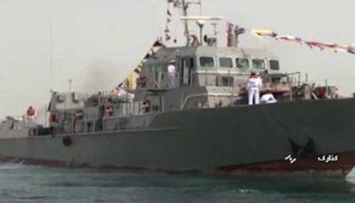 واکنش ارتش آمریکا به حادثه ناوچه کنارک کنارک, ارتش آمریکا, ناوچه ایرانی