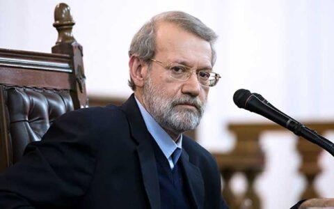 واکنش جمعی از اساتید حوزه علمیه قم به برخی تمجیدها از علی لاریجانی