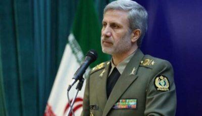 واکنش وزیر دفاع به تهدید نفتکشهای ایران توسط آمریکا