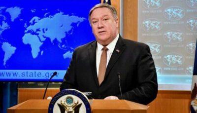 واکنش پمپئو به پیشنهاد تبادل زندانیان بین آمریکا و ایران