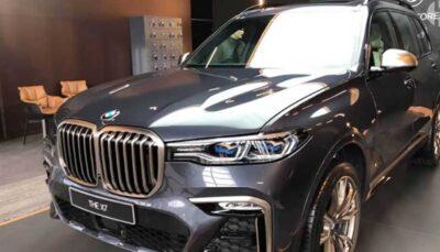 ورود X7 لوکسترین شاسیبلند فولسایز بامو به خاک ایران خودروهای خاص, خودروهای خارجی, صنعت خودرو