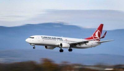 پروازهای ترکیش ایرلاین یک ماه دیگر به تعویق افتاد