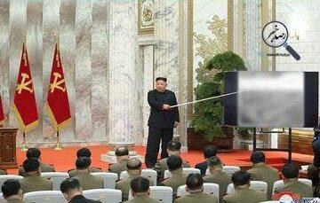پس از سه هفته غیبت، رهبر کره شمالی در نشستی نظامی حاضر شد