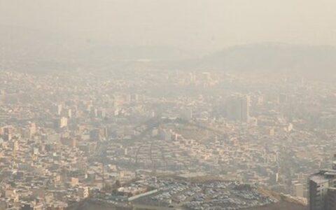 1183725 381 افزایش آلودگی هوا, پایتخت, علت اصلی