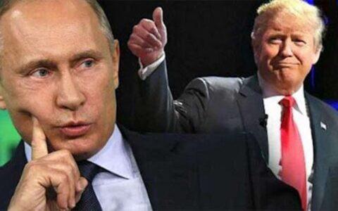 ترامپ: پوتین نمیخواهد من پیروز انتخابات شوم
