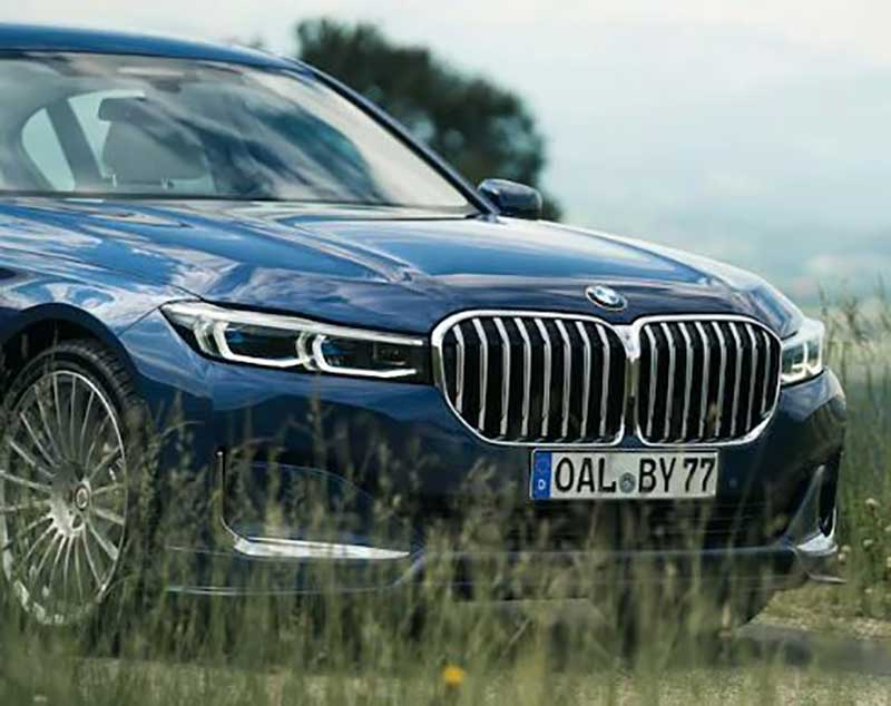 نگاهی به سدان جذاب BMW/تصاویر