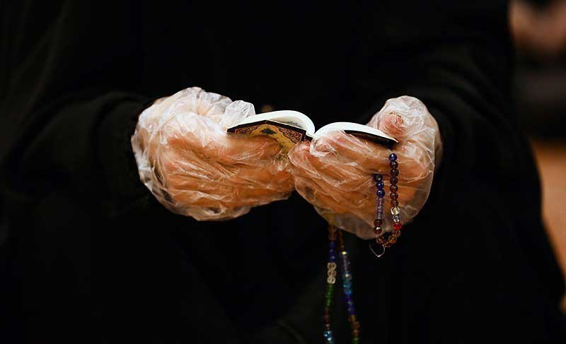 تصاویر منتخب احیای شب بیست و یکم ماه رمضان در سراسر ایران