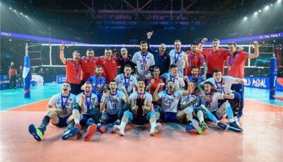 3179820 فدراسیون جهانی والیبال, لیگ ملتهای سال ۲۰۲۱