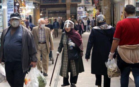 روند صعودی کرونا در ۸ استان