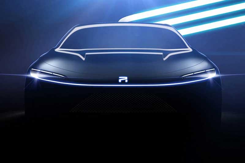 600 خودروی مفهومی, خودروی الکتریکی