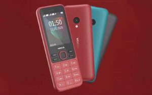 HMD گلوبال از دو گوشی جدید نوکیا 150 و نوکیا 125 رونمایی کرد شرکت فنلاندی HMD, نوکیا