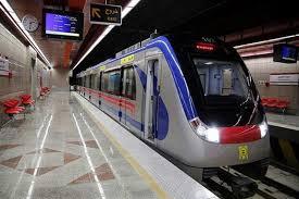 آمار مسافران مترو در تهران: بیش از 800 هزار نفر در روز