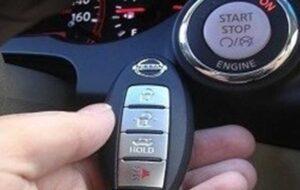 آپشنهای فنی خودرو- سیستم ورود و استارت بدون کلید(کیلس)
