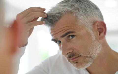 آیا سفیدی موها قابل برگشت است؟