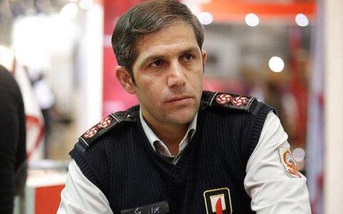 ابتلای سخنگوی سازمان آتش نشانی تهران به کرونا