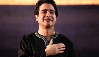 اجرای همایون شجریان با خواننده لبنانی جنجالی شد /فیلم