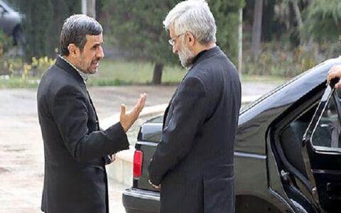 احمدینژاد معاون اول سعید جلیلی می شود؟ /تغییرات در دفتر رئیسجمهور سابق کلید زده شد