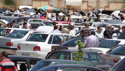 از هر ۲۸۰ نفر یک نفر شانس برنده شدن در طرح فروش فوری خودرو را دارد