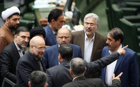 استیضاح در کمین قالیباف / نمایندگان معترض شفاها گفتند رئیس را استیضاح میکنند