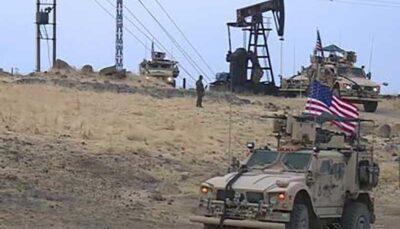 اعتراف دوباره آمریکا: به خاطر نفت در سوریه هستیم