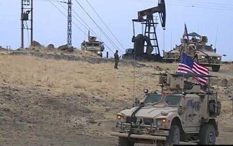 اعتراف دوباره آمریکابه خاطر نفت در سوریه هستیم سوریه, نیروهای آمریکایی, نفت