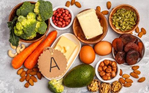افرادی که بیشتر از همه به ویتامین A نیاز دارند رژیم غذایی, ویتامین آ, پروویتامین آ