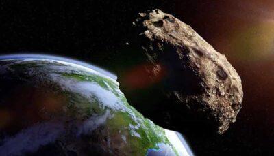 امشب یک سیارک از کنار زمین عبور میکند سیارک, زمین