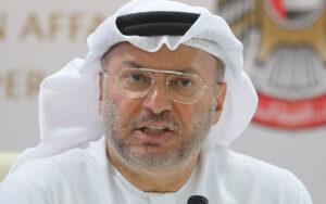 انور قرقاش: آنطور که میشنویم ایران چهار پایتخت عربی را تحت کنترل دارد/ امارات به دنبال رابطه خوب با ایران است