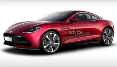 اولین تصاویر از خودروی اسورت جدید MG منتشر شد استرالیا, خودروساز بریتانیایی, E-Motion