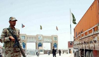 بازگشایی مرز تجاری پاکستان با ایران پاکستان, ایران, مرز تجاری