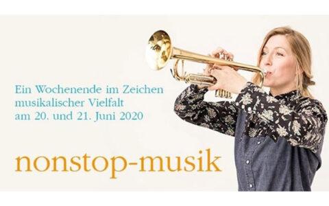 جشنواره «موسیقی بدون توقف» در آلمان